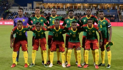 CAN 2017: Le  Cameroun dompte les Black Stars (2-0)