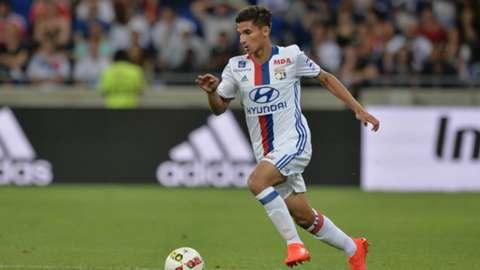 Lyon :   premier but en pro pour Aouar