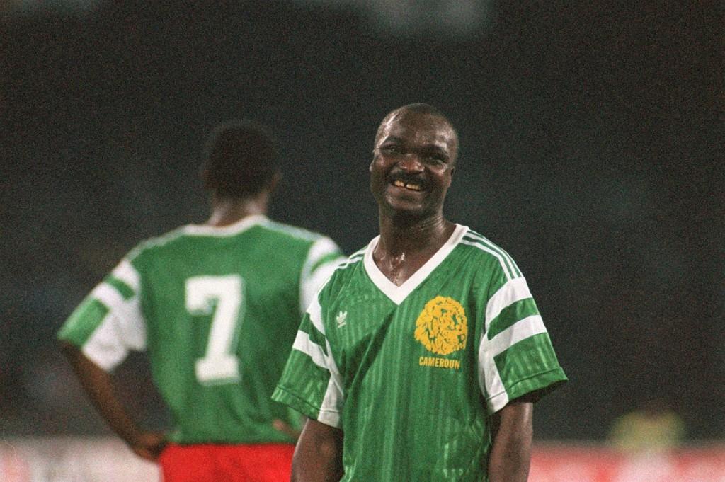 Roger Milla, Cameroun