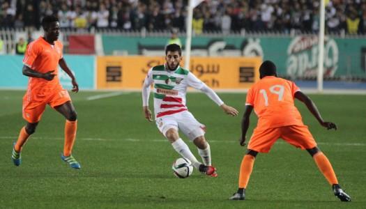 Coupe de la CAF : le MC Alger vise les quarts
