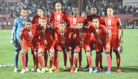 Mazembe-FUS: «Rester en vie avant Rabat» ( Regragui)