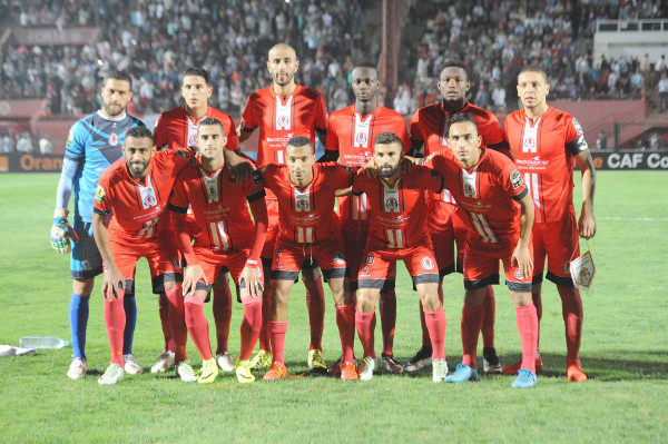 Petite option pour le FUS Rabat (photo cafonline.com )