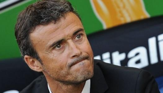 Juve-Barça (3-0):  Luis Enrique s'est senti impuissant
