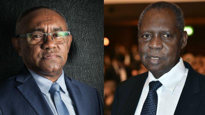 Le nouveau et l'ancien boss de la CAF
