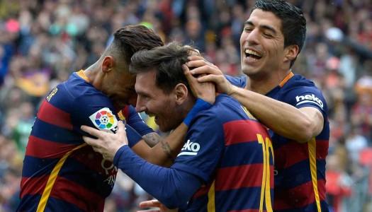 LDC : Au Barça la remontada, à Paris la chute