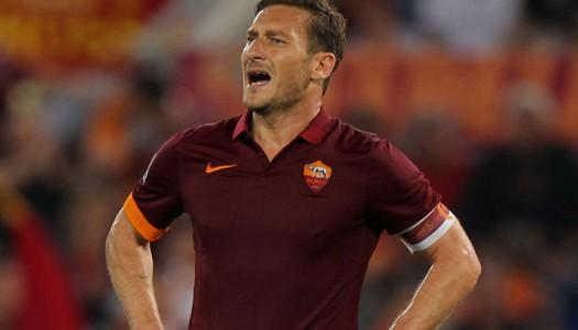 AS Roma:   Edin Džeko et la folie Totti