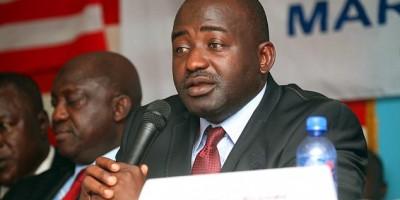 Musa Bility  Liberia