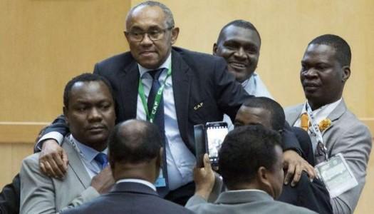 CAF (Election) :Ahmad ne s'est pas encore décidé