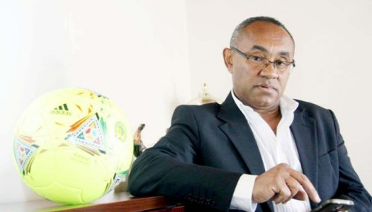 CAF : les éclairages d'Ahmad Ahmad