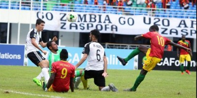 CAN U20 : Egypte - Guinée (1-1), photo cafonline.com
