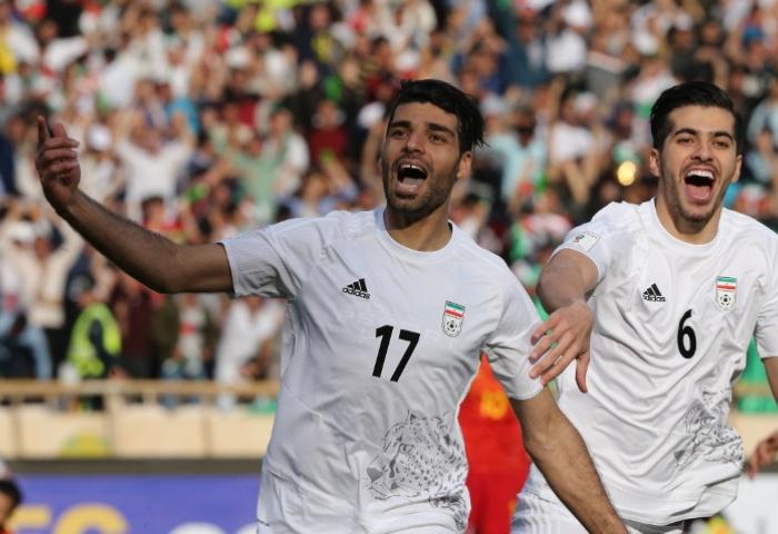 L'Iran invaincue, n'a pas encaissé le moindre but en sept matches