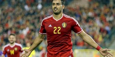 Nacer Chadli sera-t-il de l'aventure de l'EURO 2021 ?