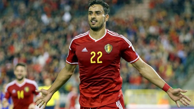 Nacer Chadli sera-t-il de l'aventure de l'EURO 2020 ?