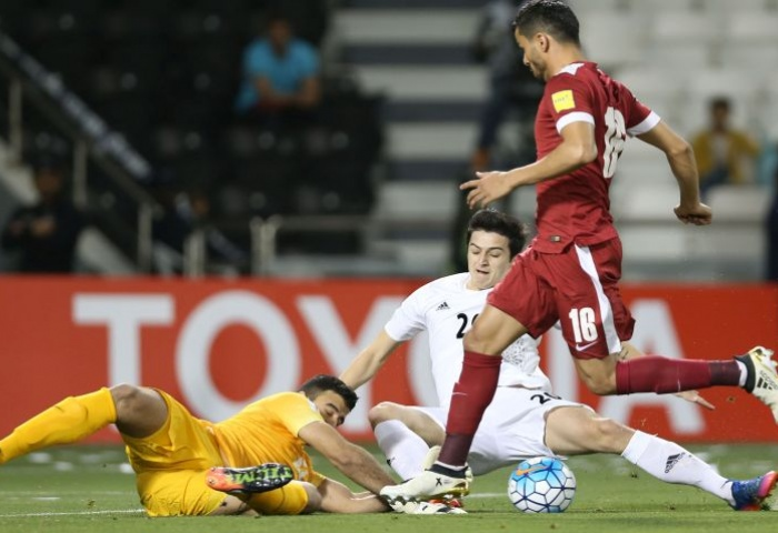 L'Iran a enfoncé le Qatar (1-0)