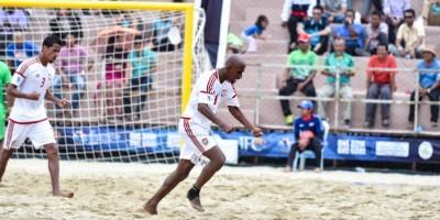 Emirats arabes unis  à 'AFC Beach Soccer
