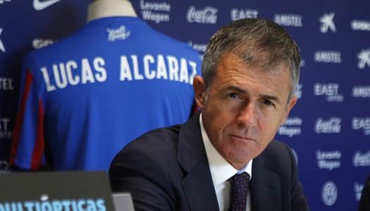 Fennecs: l'Espagnol Lucas Alcaraz a signé
