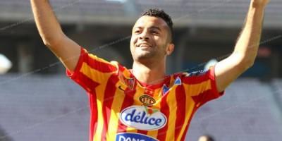 Taha Yassine Khenissi  a prolongé jusqu'en 2021 (ine (photo estunis.com )