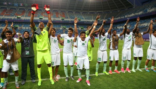 Mondial U20: l'Arabie Saoudite en huitième