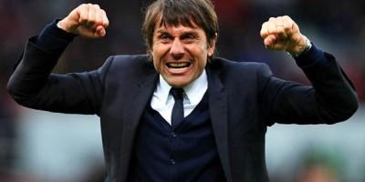 Antonio Conte, premier saison en Premier League, premier titre avec Chelsea