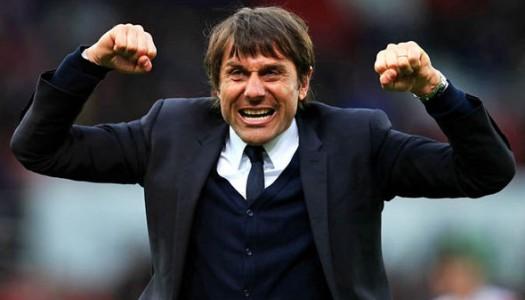 Chelsea: Heureux comme Antonio Conte