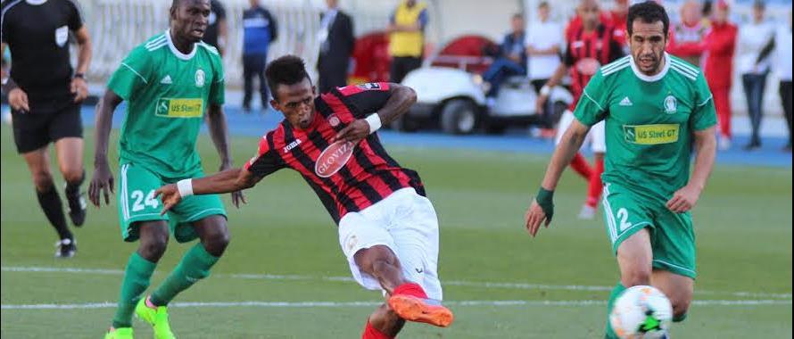L'USM Alger n'a pas tremblé (photo cafonline)