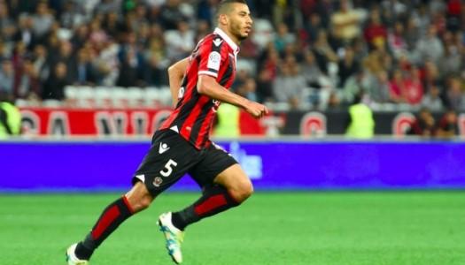 Nice:  Younes Belhanda s'en va à reculons