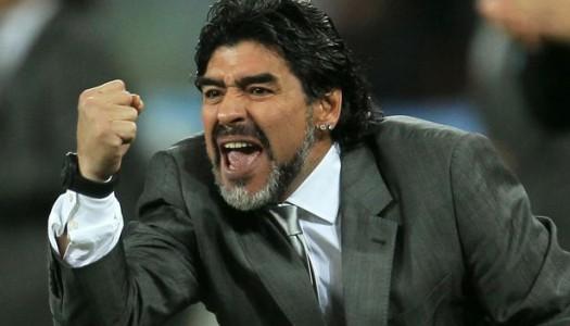 Al Fujairah : Maradona sur le banc ?