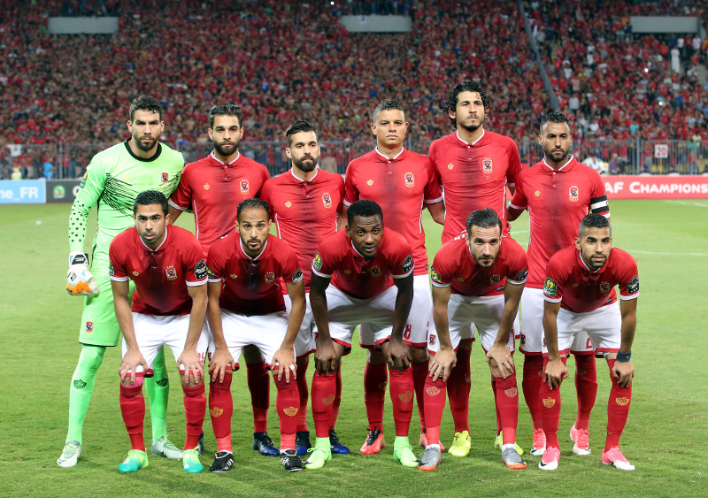 Qualification méritée  piur  Al Ahly    (photo cafonline.com)
