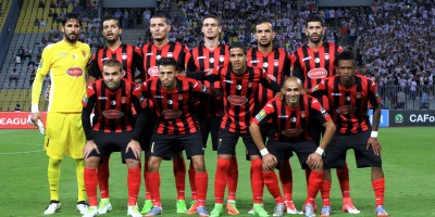 L'USM  Alger  (Photo cafonline.com)
