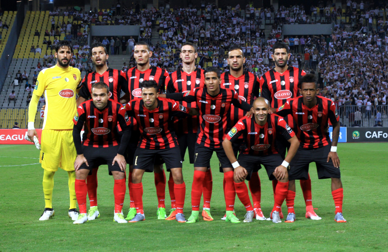 La belle affaire de m'USM Alger face au Zamalek (1-1) Photo cafonline.com