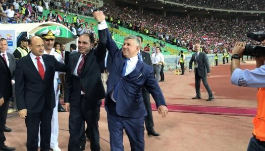 Mondial 2018:  Irak-Emirats Arabes unis à Amman