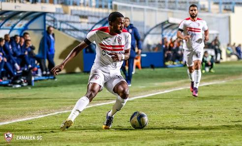 Zamalek: un succès couleur Nigeria