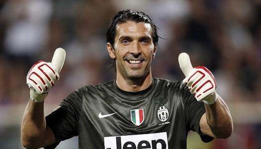 Juventus: Buffon inspiré par Thomas N'Kono