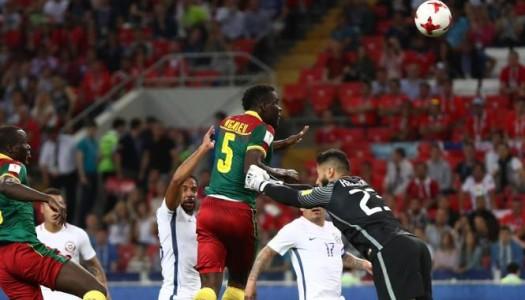 Chili-Cameroun:  il a manqué 10 minutes aux Lions