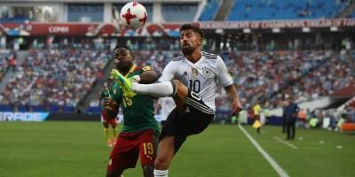 Cameroun - Allemagne (Photo fifa.com)