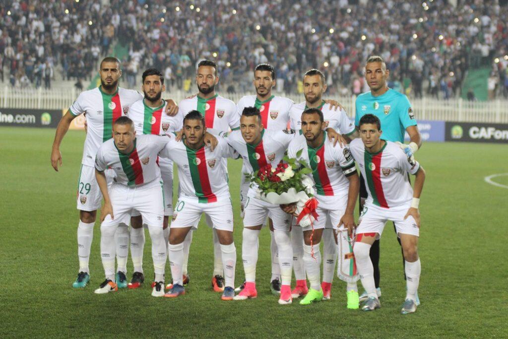 MC Alger (photo fafdz.com) veut retrouver la phase de groupes de la LDC. Sa dernière participation remonte à 2011.