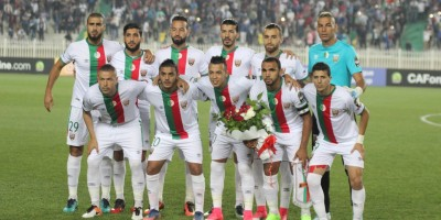 Le MC Alger (photo fafdz.com)   veut aller au bout de la Coupe arabe