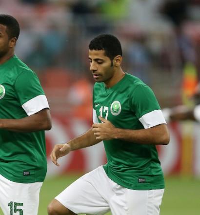 Al Shamrani et l'Arabie Saoudite rejoints par l'Autralie en tête du groupe B (photo afc.com )