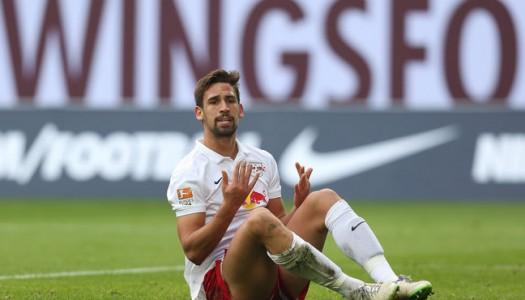RB Leipzig: Rani Khedira, direction  Augsbourg