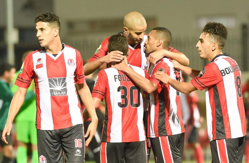 FUS Rabat - C Africain (2-1)