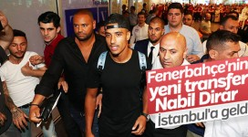Nabil Dirar à Fenerbahçe