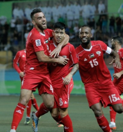 Palestine - Oman (2-0), photo afc.com