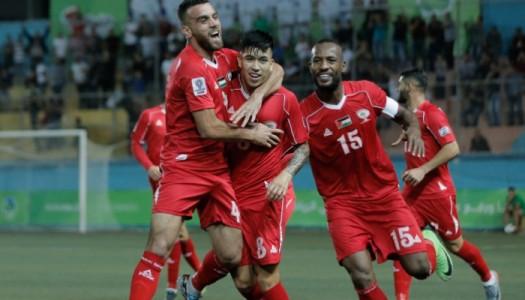 Palestine: Ould Ali confiant pour la Coupe d'Asie