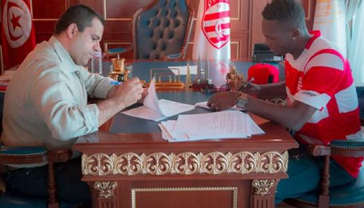 WA Casablanca: Ondama file au Club Africain