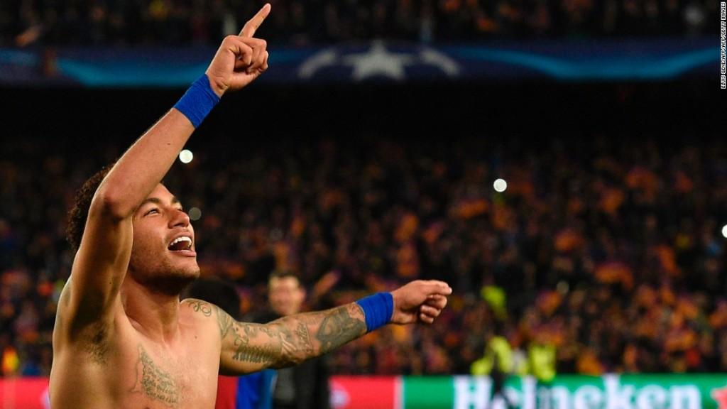 Neymar pour booster la marque mondiale PSG