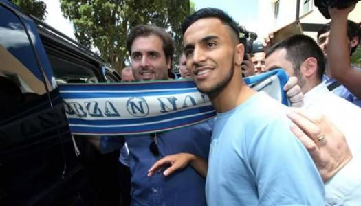 Naples : Koulibaly adoube Adam  Ounas