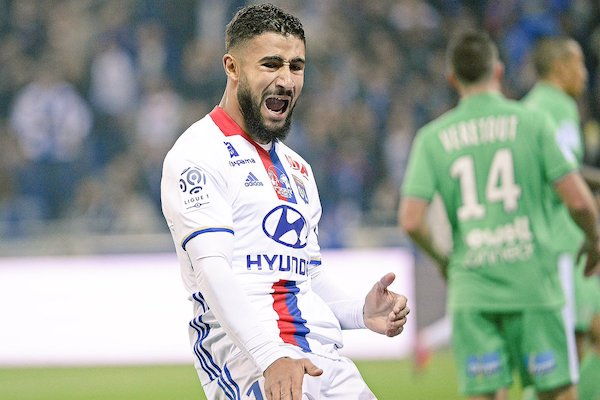 Un but exceptionnel pour Nabil Fekir