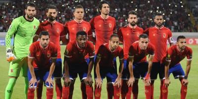 Al Ahly  avait terminé invaincu en Premier League  en 2016-2017 (photo cafonline.com)
