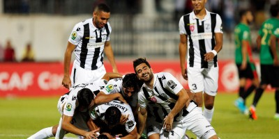 Le CS Sfaxien  a fini en beauté face au MC Alger (4-0) (photo cafonline.com)