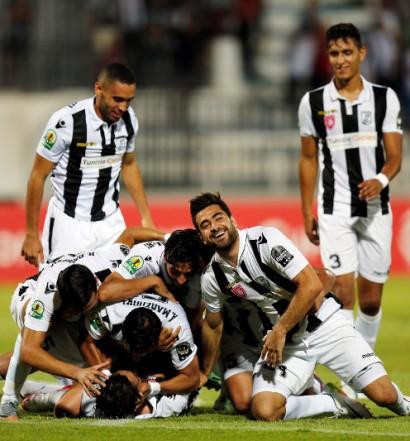 Le CS Sfaxien  a fini en beauté face au MC Alger (4-0) (photo cafonline.com)